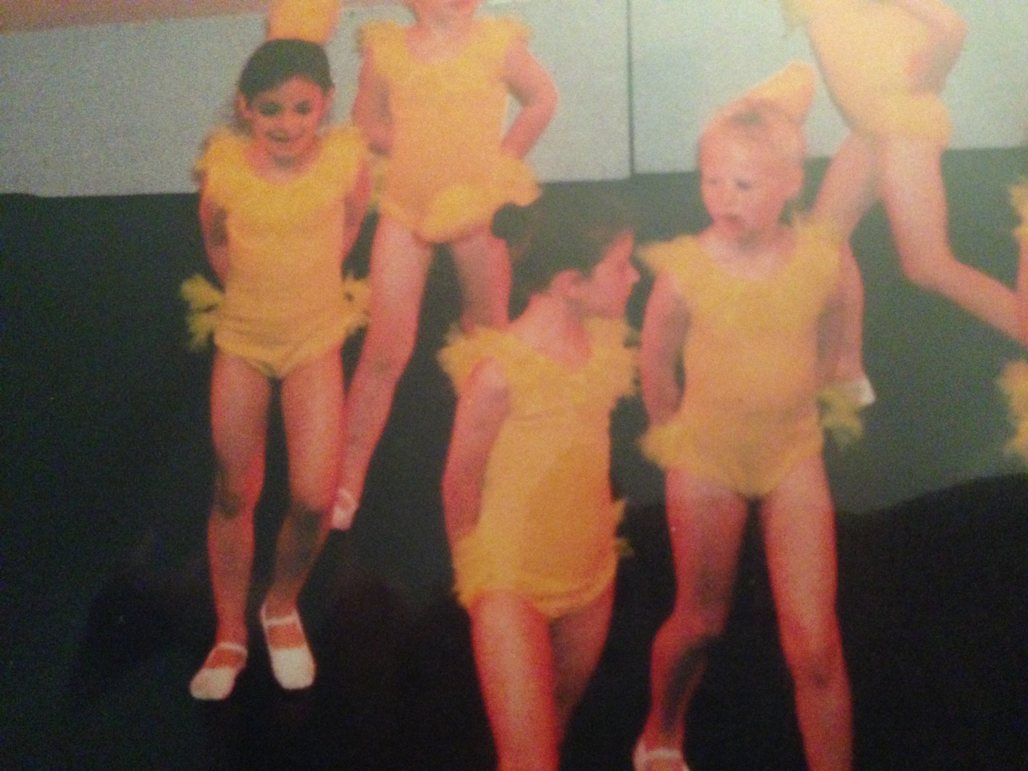 Reflecting on Childhood Through Ballet
