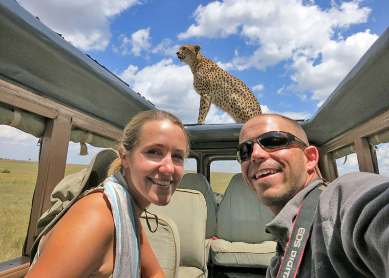#CultureTrav Interview with HoneyTrek