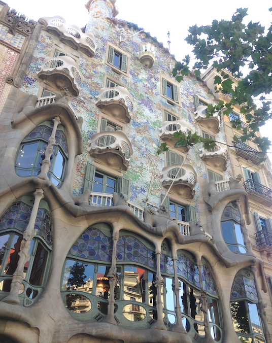 An Extended Stay in Barcelona