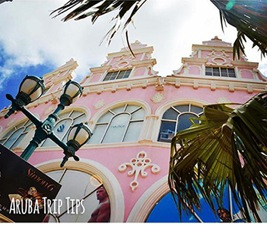 Our Carefree/Car-free Vacation in Aruba