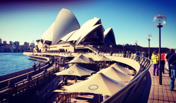 The Sydney Opera House Restaurant Scene