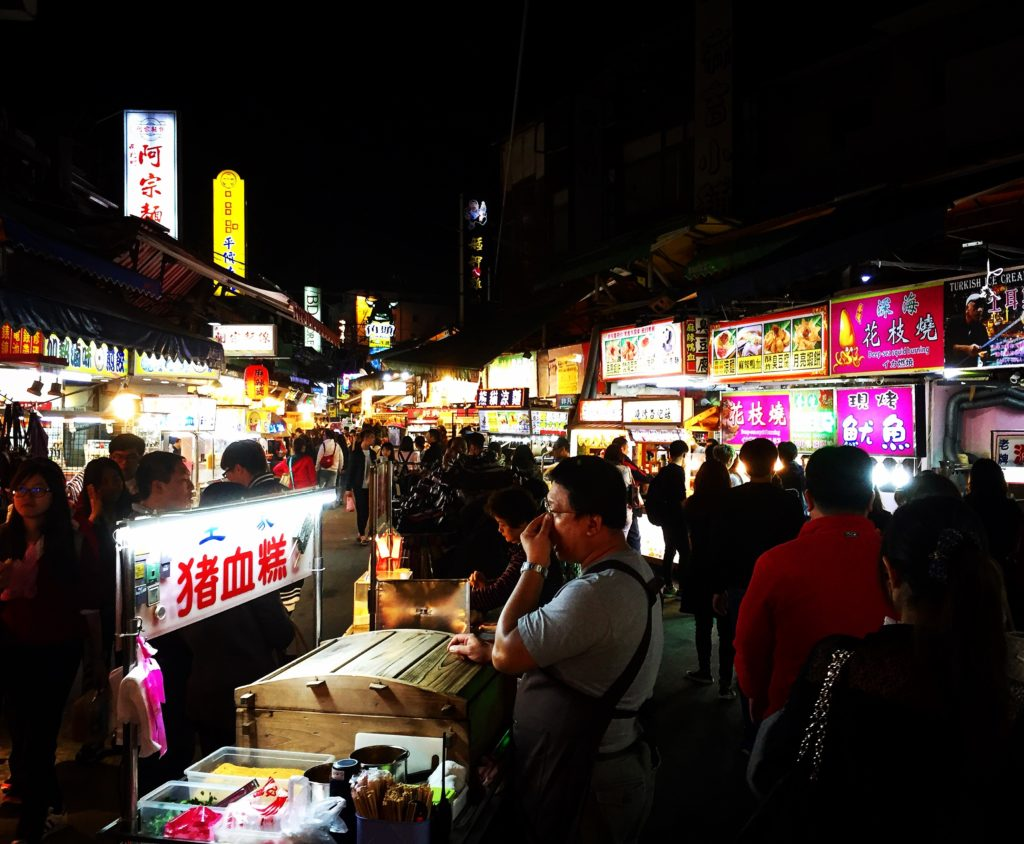 Night Markets and Stinky Tofu in Taipei
