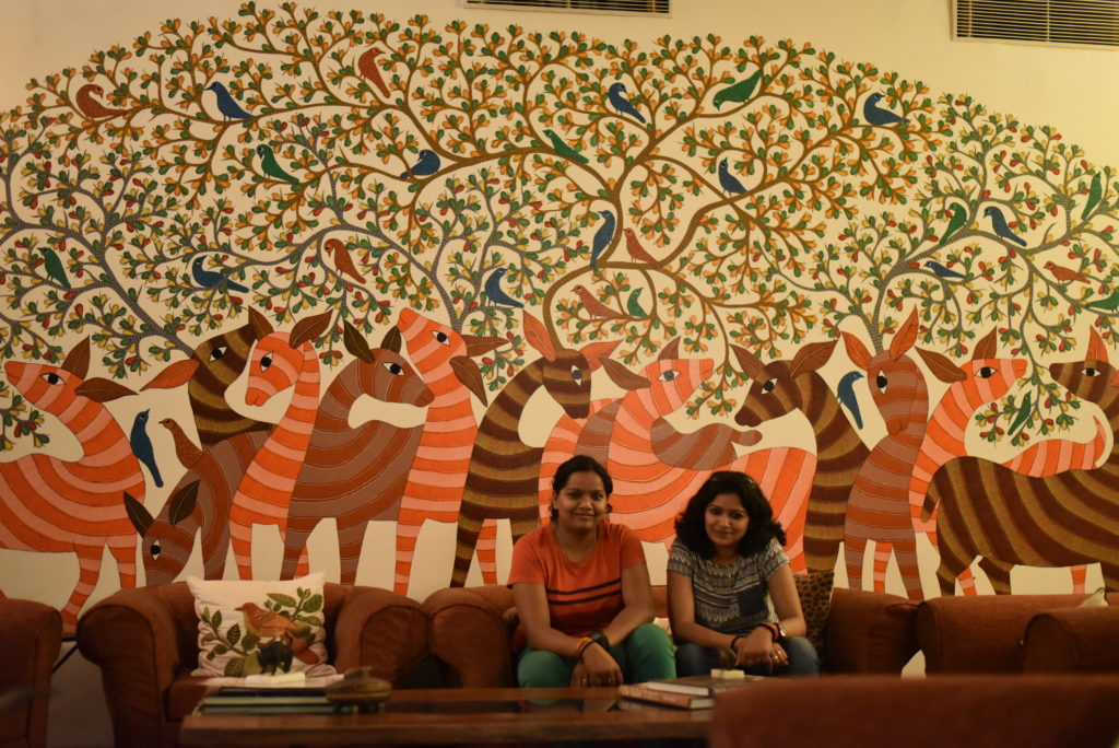 Gond Paintings and Their Intricacies