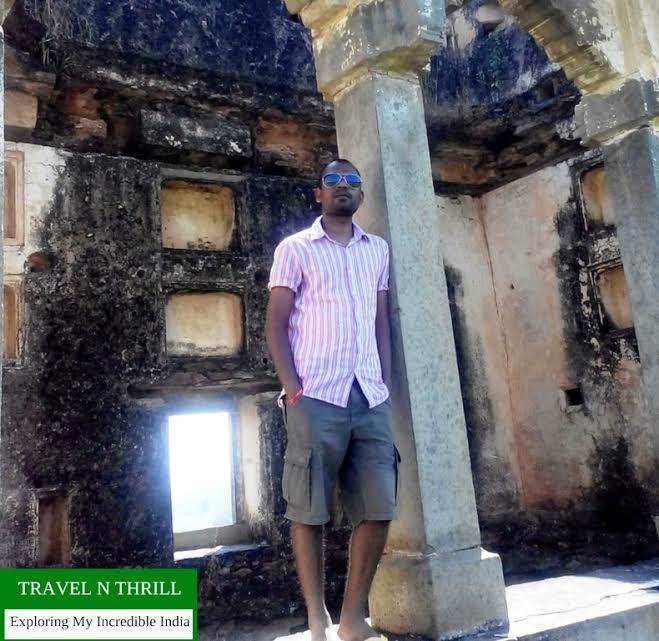 Storyteller Deepak Patel | TravelNThrill.com