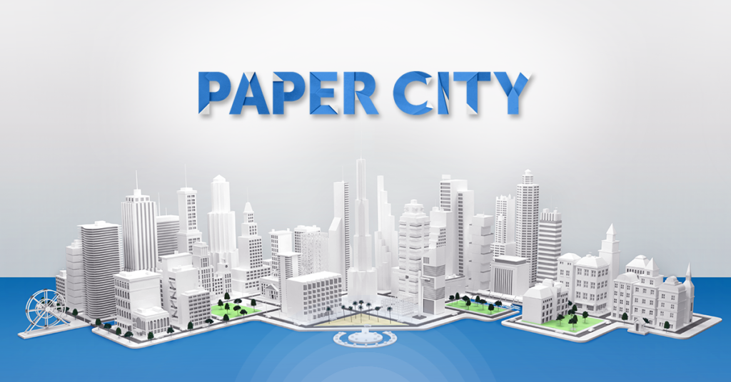 Travel the World: Paper City Contest