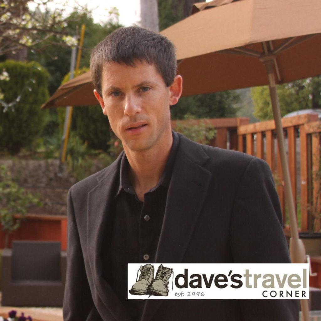 Storyteller Dave | DavesTravelCorner.com