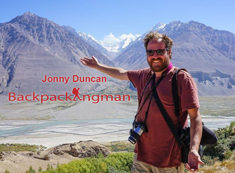 Storyteller Jonny Duncan | BackpackingMan.com
