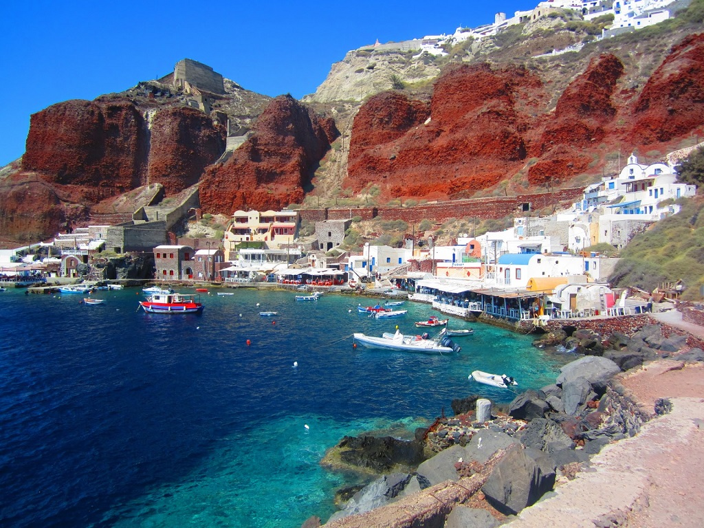 Amoudi Bay (Photo credits: http://trendydesign.com.br)