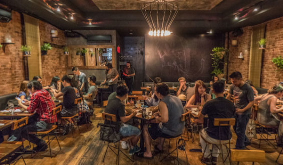 Eating Around Thailand's Borders in NYC