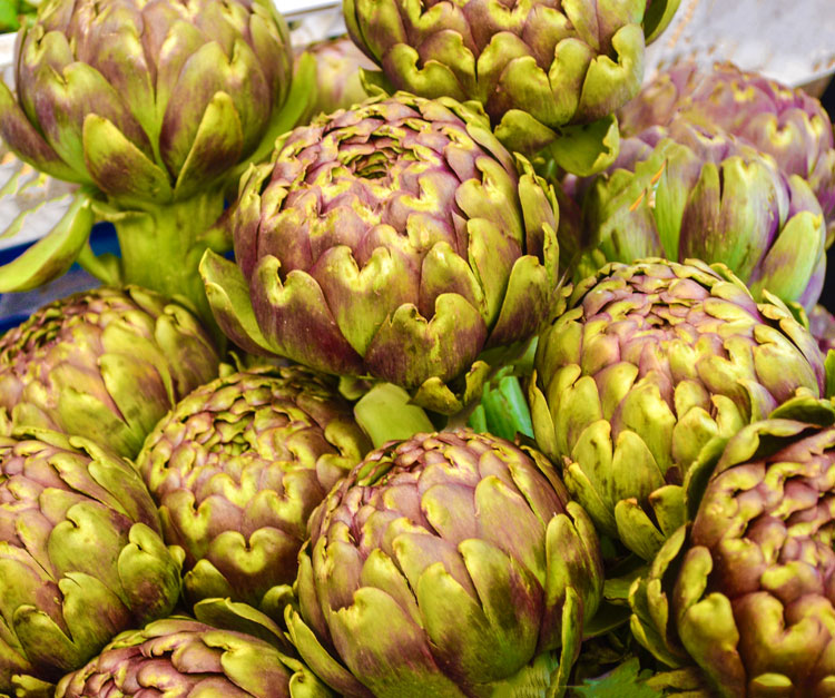 Rome Puts the Art in Artichokes