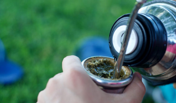 Sampling Yerba Mate and a Brief History