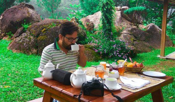 Storyteller Sudipto De |  Salt & Sandals Travel Blog