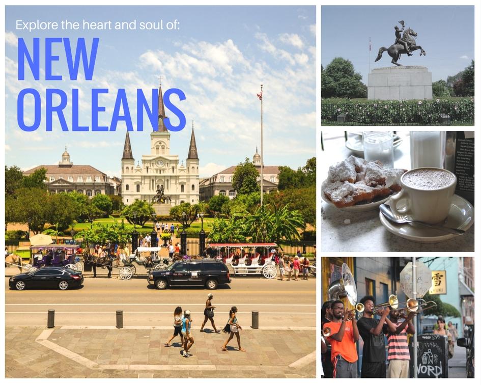 CultureTrav Trip to New Orleans