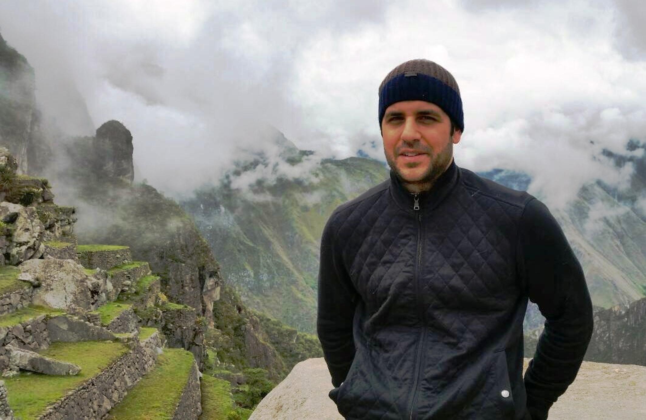 Storyteller Brian Cicioni | I May Roam Travel, Music & Food Tours