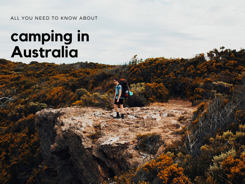 All You Need to Know About Camping in Australia