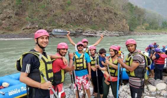 A Rishikesh River-Rafting Family Adventure to Remember