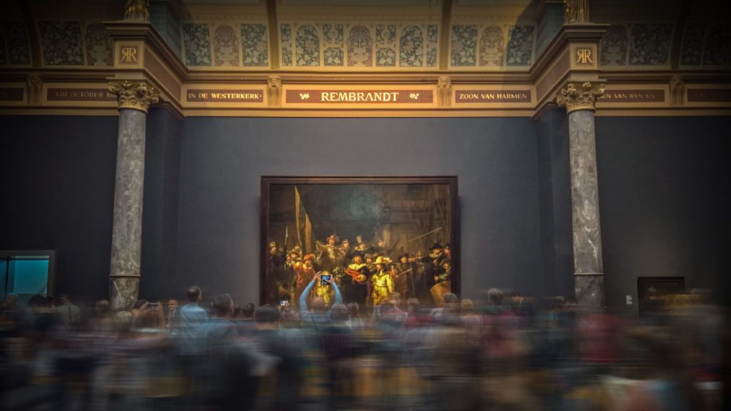 3 Famous Art Pieces You Can Only See In The Netherlands