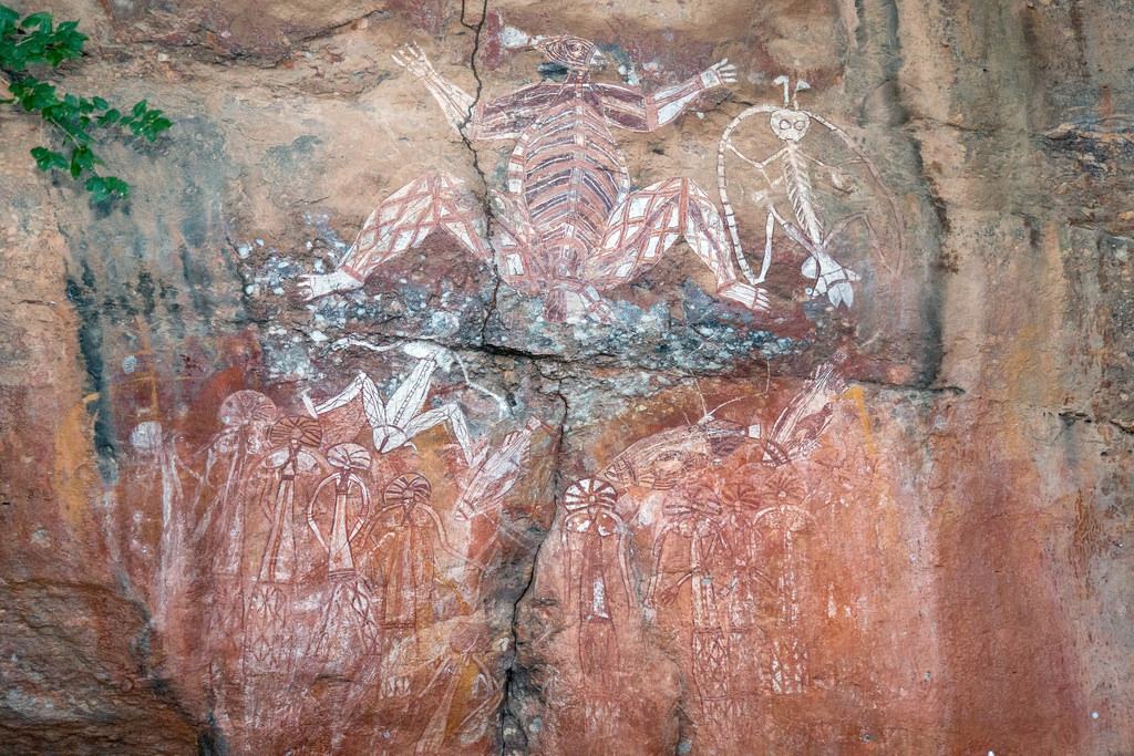Aboriginal Rock Art and Tracing History