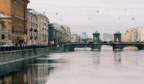 Discover St. Petersburg's Street Art