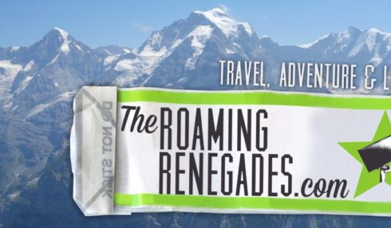 Storyteller Nic and Paul | The Roaming Renegades