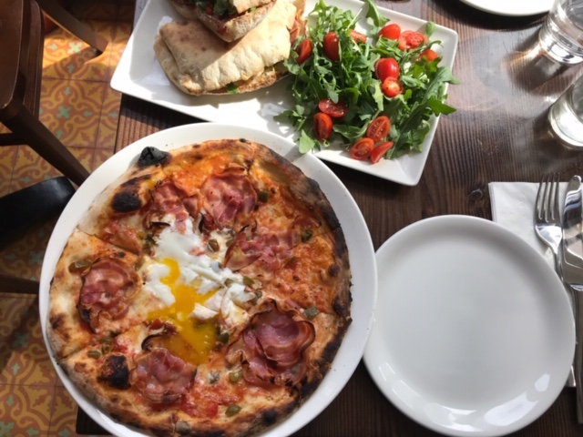 Bar 314: Italian Brunch in Morningside Heights